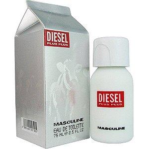 Perfume Diesel Plus Plus EDT M 75ML