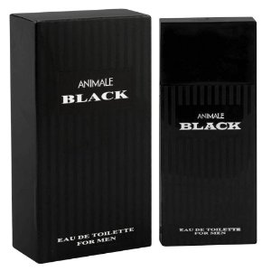 Perfume Animale Black EDT Masculino 100ML
