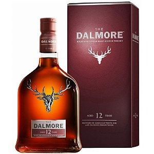 Whisky The Dalmore 12 Anos 700ml