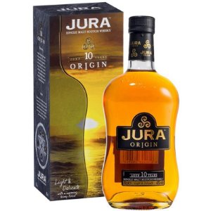Whisky Jura Origin 700 Ml Com Caixa