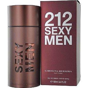 Perfume Carolina Herrera 212 Sexy Men EDT 100ML