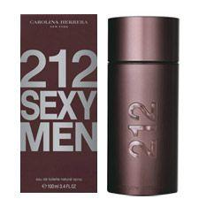 Perfume Carolina Herrera 212 Sexy EDT M 100ML