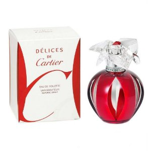 Perfume Cartier Delices EDT 100ML