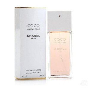 Perfume Chanel Coco Mademoiselle EDT 100ml