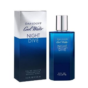 Perfume Davidoff Night Dive EDT 50 ML
