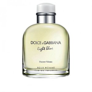 Perfume Dolce & Gabbana Light Blue Discover Vulcano EDT 125ML