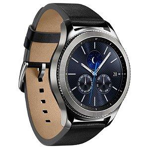 """Smartwatch Samsung Gear S3 SM-R760 1.3"""" Bluetooth - Cinza Espacial"""