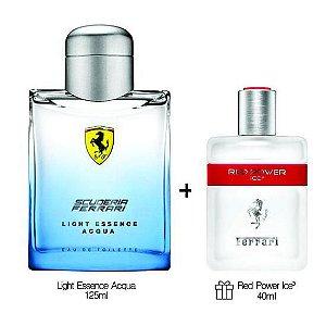 Ferrari Scuderia Light Essence Acqua 125 Red Power ICE3 40ML