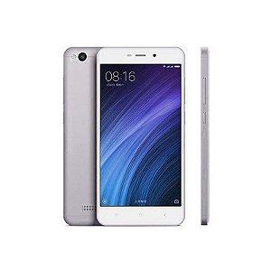 """Smartphone Xiaomi Redmi 4A 16GB LTE Dual Sim Tela 5"""" Câm.13MP+5MP Cinza"""