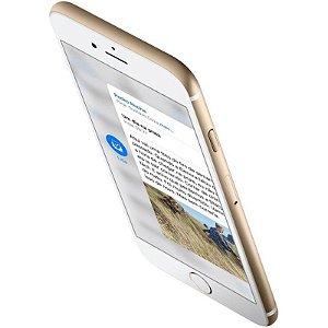 Celular Smartphone Apple iPhone 6S 32GB Dourado - Garantia 1 Ano No Brasil