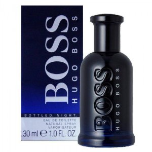 Perfume Hugo Boss Bottled Night EDT 50ML