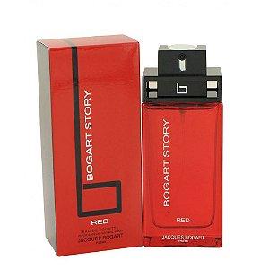 Perfume Jacques Bogart Bogart Story Red EDT 100ML