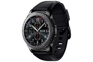 Relógio Smartwatch Samsung Gear S3 Frontier R760 Cinza/Preto