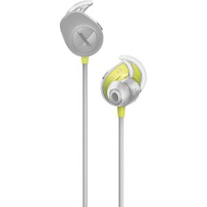 Fone de Ouvido Wireless Bose Headphone Soundsport In-Ear Cinza