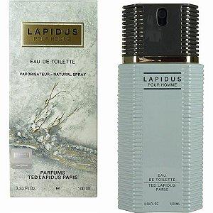 Perfume Lapidus Ted Lapidus Masculino 100 ml