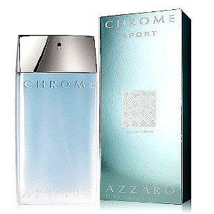 Perfume Azzaro Chrome Sport EDT Masculino 50ML