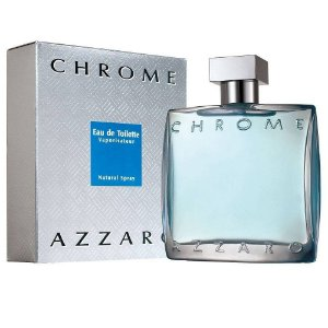 Perfume Azzaro Chrome EDT 100ML