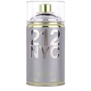 Perfume Carolina Herrera 212 MYC Body Spray 250ML