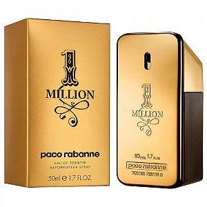 Perfume Paco Rabanne 1 Million Lucky EDT M 50ML