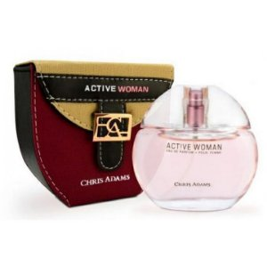 Perfume Chris Adams Active Woman Edp 80Ml