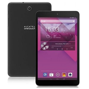 "Tablet Alcatel One Touch Pop 8 9020A Wi Fi/4G Tela 8"" 5MP/2MP OS 5.1.1 - Preto"