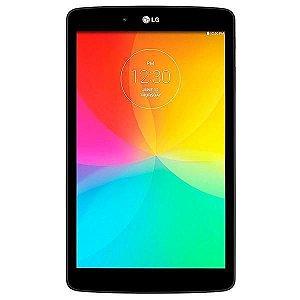 """Tablet LG G Pad 8.0 LG-V490 16GB Wi Fi/4G Tela IPS 8.0"""" 5MP/1.3MP OS 4.4 - Preto"""