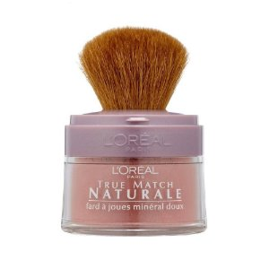 BLUSH LOREAL TRUE MATCH NATURALE MINERAL 486 PINCHED PINK