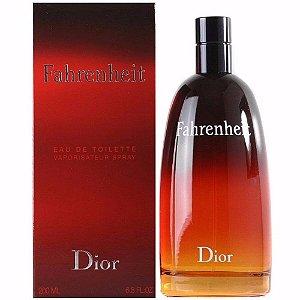 Perfume Dior Fahrenheit 200ML EDT