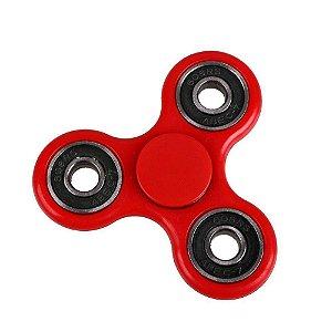 Spinner Fidget  brinqueto (Hand Spinner)- Anti Stress- Vermelho-Verde-Amarelo- Preto - Dourado