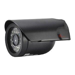 Câmera de Segurança MDL-304 3.6mm Preta PAL