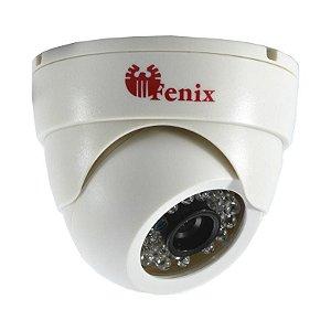 Câmera de Segurança MDL-307 3.6MM Branca PAL