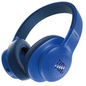 Fone de Ouvido JBL E55BT Bluetooth - Azul