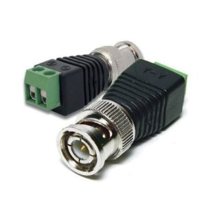 Conector BNC TT-BC03 Macho Coaxial UTP