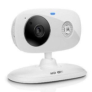 Câmera de Monitoramento Motorola FOCUS50-W WiFi - Branco