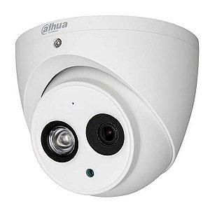 Câmera de Segurança Dahua HDCVI HDW1200EMN-S3 2MP Lente 3,6mm Fixa – Branca