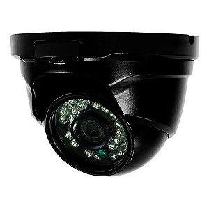 Câmera de Vigilância Q.SEE QTH8056D HD 1080p Indoor/Outdoor de 3.6mm Resistente a Água