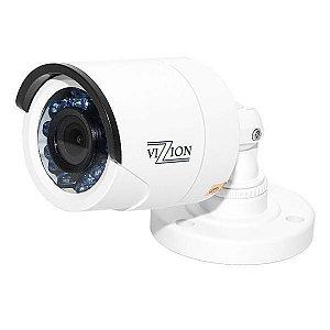 Câmera CCTV Vizzion VZ-BC0T-IR 3.6mm/ HDTV/ Infravermelho - Branco