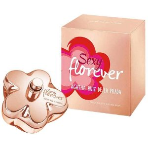 Perfume Agatha Ruiz de La Prada Sexy Florever EDT 50ML
