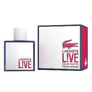 Perfume Lacoste Live Pour Homme EDT M 60ML