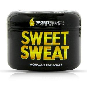 GEL TERMOGENICO SWEET SWEAT REDUTOR DE MEDIDAS 184GR