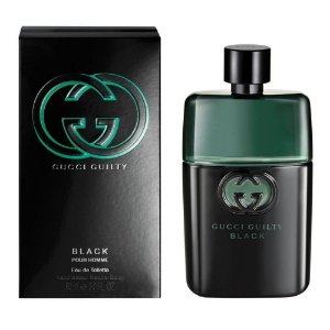 Perfume Gucci Guilty Black EDT 90ML