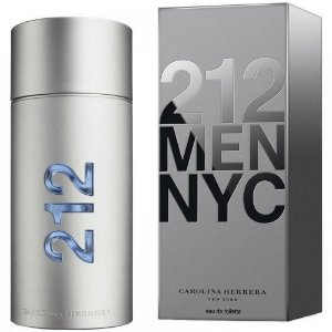 Perfume Carolina Herrera 212 EDT 200ML