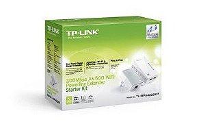 TP-LINK TL-WPA4220KIT POWERLINE STARTER KIT ETHERNET AV500