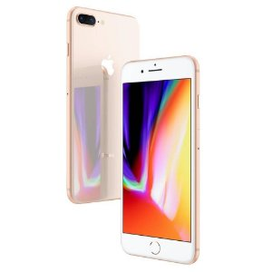 "SMARTPHONE APPLE IPHONE 8 PLUS 5,5"" 64GB 2GB RAM 4G LTE DOURADO"