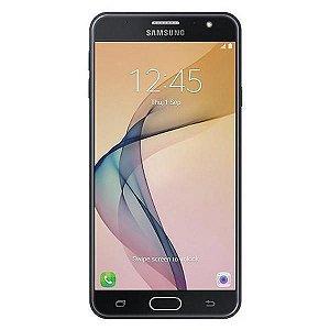 "Smartphone Samsung Galaxy J5 Prime SM-G570M/DS Dual 4G 5"" Câm 13MP/5MP Android 6.0 - Preto"