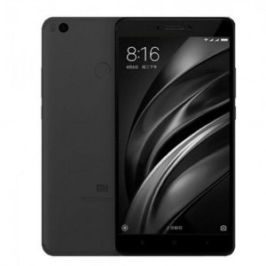 Smartphone Xiaomi Mi Max 2 64GB 6,44 pol Dual Sim Preto