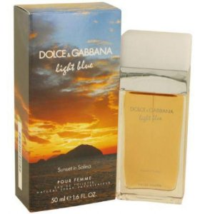 Perfume Dolce Gabbana Light Blue Salina Fem 50ML