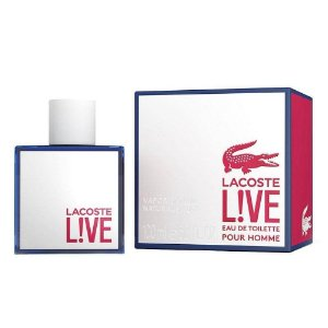 Perfume Lacoste Live Pour Homme EDT M 40ML