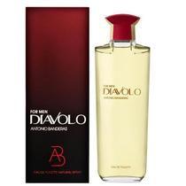 Perfume Antonio Banderas Diavolo Eau de Toilette Masculino 200ML