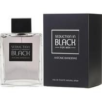 Perfume Antonio Banderas Seduction In Black EDT M 50ML